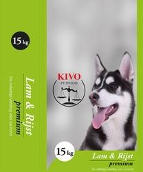Kivo Lam & Rijst  15 Kg
