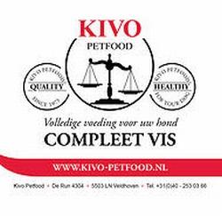 kivo Vis & Kip Compleet  20 x 500 gram