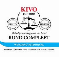 Kivo Rundvlees Compleet  10 x 1 kg