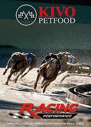 Kivo Racing Performance-Race Dogs natuurlijk geperste brok  15 Kg