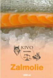 Kivo Zalmolie  500 ml