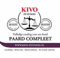 Kivo Paard compleet  500 gram