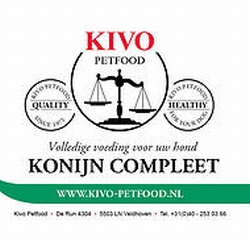 Kivo Konijn  500 gram
