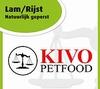 Kivo Lam&Rijst natuurlijk geperste brok 15 Kg